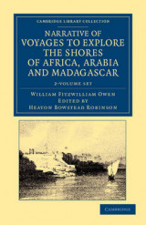 Omslag - Narrative of Voyages to Explore the Shores of Africa, Arabia, and Madagascar 2 Volume Set