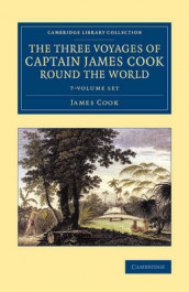 The Three Voyages of Captain James Cook round the World 7 Volume Set av Joseph Banks, James Cook, George Forster, John Hawkesworth og James King (Blandet mediaprodukt)