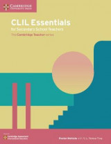 Omslag - CLIL Essentials for Secondary School Teachers