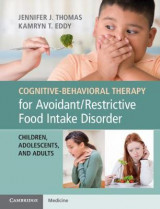 Omslag - Cognitive-Behavioral Therapy for Avoidant/Restrictive Food Intake Disorder