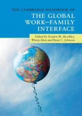 Omslag - The Cambridge Handbook of the Global Work-Family Interface