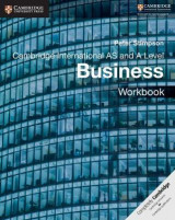 Omslag - Cambridge International AS and A Level Business Workbook