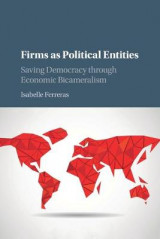 Omslag - Firms as Political Entities