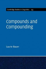 Omslag - Compounds and Compounding