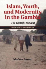 Omslag - Islam, Youth, and Modernity in the Gambia