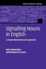 Omslag - Signalling Nouns in English