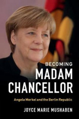 Omslag - Becoming Madam Chancellor