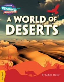 A World of Deserts Gold Band av Kathryn Harper (Heftet)