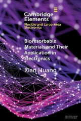 Omslag - Bioresorbable Materials and Their Application in Electronics