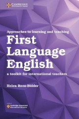 Omslag - Approaches to Learning and Teaching First Language English