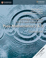 Omslag - Cambridge International AS & A Level Mathematics: Pure Mathematics 2 & 3 Coursebook