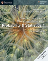 Omslag - Cambridge International AS & A Level Mathematics: Probability & Statistics 1 Coursebook