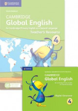 Omslag - Cambridge Global English Stage 4 Teacher's Resource Book with Digital Classroom (1 Year)