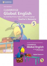 Omslag - Cambridge Global English Stage 5 Teacher's Resource Book with Digital Classroom (1 Year)