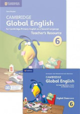 Omslag - Cambridge Global English Stage 6 Teacher's Resource Book with Digital Classroom (1 Year)