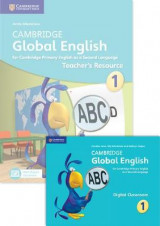 Omslag - Cambridge Global English Stage 1 Teacher's Resource Book with Digital Classroom (1 Year)