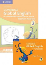 Omslag - Cambridge Global English Stage 2 Teacher's Resource Book with Digital Classroom (1 Year)