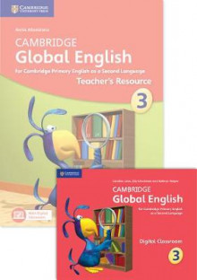 Cambridge Global English Stage 3 Teacher's Resource Book with Digital Classroom (1 Year) av Caroline Linse, Elly Schottman, Kathryn Harper og Annie Altamirano (Blandet mediaprodukt)