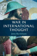 Omslag - War in International Thought