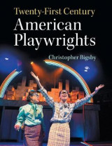 Omslag - Twenty-First Century American Playwrights