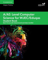Omslag - A/AS Level Computer Science for WJEC/Eduqas Student Book