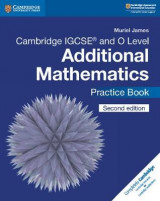 Omslag - Cambridge IGCSE (R) and O Level Additional Mathematics Practice Book