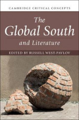 Omslag - The Global South and Literature