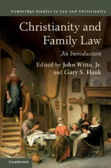 Omslag - Christianity and Family Law