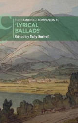 Omslag - The Cambridge Companion to 'Lyrical Ballads'