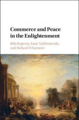 Omslag - Commerce and Peace in the Enlightenment