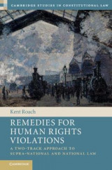 Omslag - Remedies for Human Rights Violations