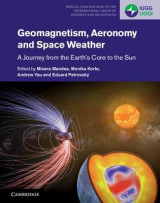 Omslag - Geomagnetism, Aeronomy and Space Weather