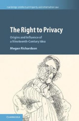 Omslag - The Right to Privacy