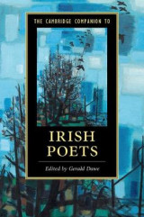 Omslag - The Cambridge Companion to Irish Poets