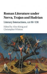 Omslag - Roman Literature under Nerva, Trajan and Hadrian