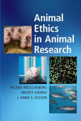 Omslag - Animal Ethics in Animal Research