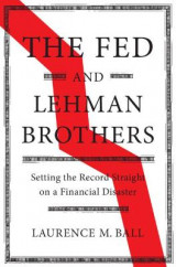 Omslag - The Fed and Lehman Brothers