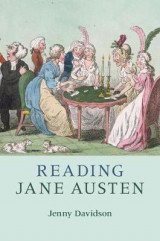 Omslag - Reading Jane Austen