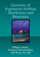 Omslag - Dynamics of Engineered Artificial Membranes and Biosensors