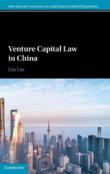 Omslag - Venture Capital Law in China