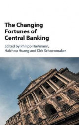 Omslag - The Changing Fortunes of Central Banking