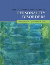 Omslag - The Cambridge Handbook of Personality Disorders