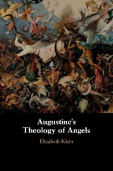 Omslag - Augustine's Theology of Angels