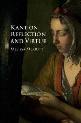 Omslag - Kant on Reflection and Virtue