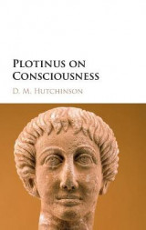Omslag - Plotinus on Consciousness