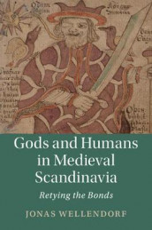 Gods and Humans in Medieval Scandinavia av Jonas Wellendorf (Innbundet)