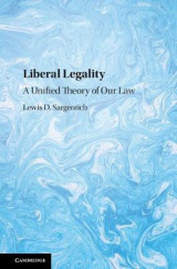 Omslag - Liberal Legality