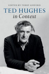 Omslag - Ted Hughes in Context