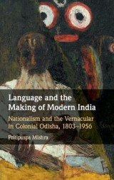 Omslag - Language and the Making of Modern India
