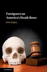 Omslag - Foreigners on America's Death Rows